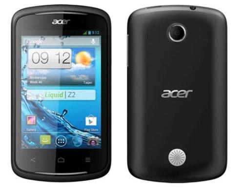 Acer Liquid Z120