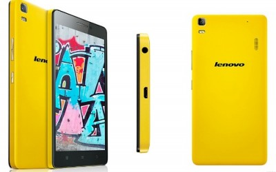HP Lenovo K3 Note
