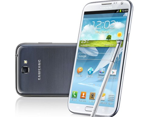 Hp Samsung Galaxy Note 2