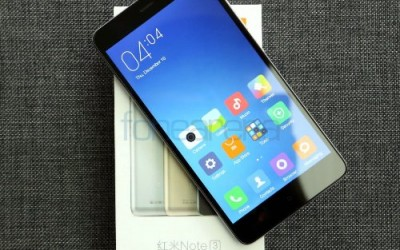 HP Xiaomi Redmi Note 3