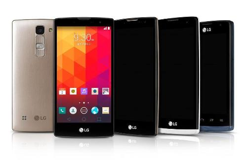 Hp LG Magna Y90