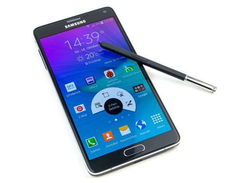 Hp Samsung Galaxy Note 4