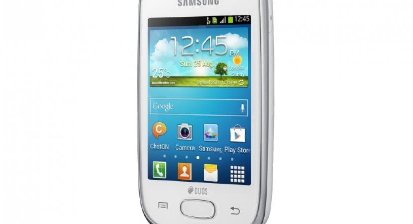 Hp Samsung Galaxy Star
