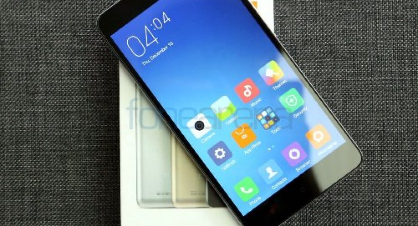 HP Xiaomi Redmi Note 3